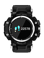 cheap -Smart Bracelet Smartwatch SK-68 for Android iOS Bluetooth Waterproof Heart Rate Monitor Blood Pressure Measurement Calories Burned Long Standby Pedometer Call Reminder Sleep Tracker Sedentary Reminder