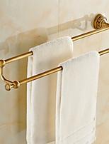 Недорогие -Держатель для полотенец Новый дизайн / Cool Современный Латунь 1шт Двуспальный комплект (Ш 200 x Д 200 см) На стену