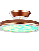 abordables -ZHISHU Industrial / Novedades Montage de Flujo Luz Downlight - Mini Estilo, Creativo, Nuevo diseño, 110-120V / 220-240V, Blanco cálido + Blanco, Fuente de luz LED incluida