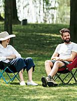 Недорогие -Naturehike Складное туристическое кресло На открытом воздухе для Пляж / Походы - 1 Черный