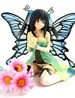 billiga -Anime Actionfigurer Inspirerad av Cosplay Cosplay pvc 14 cm CM Modell Leksaker Dockleksak