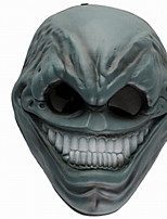 cheap -Holiday Decorations Halloween Decorations Halloween Masks Party / Cool Silver / Beige / Gray 1pc