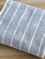 Недорогие -Высшее качество Банное полотенце, Геометрический принт Полиэстер / Хлопок Ванная комната 1 pcs