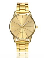cheap -Women's Dress Watch Wrist Watch Quartz New Design Casual Watch Alloy Band Analog Fashion Elegant Silver / Gold / Rose Gold - Gold Silver Rose Gold One Year Battery Life