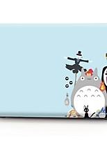 Недорогие -MacBook Кейс Животное пластик для MacBook Pro, 13 дюймов / MacBook Air, 11 дюймов / MacBook Pro, 13 дюймов с дисплеем Retina