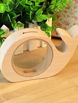 cheap -1pc Wood Modern / Contemporary for Home Decoration, Home Decorations Gifts
