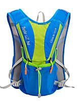 billiga -6 L Vätskepaket och väska Vattentät, Bärbar, Andningsfunktion Cykelväska Nylon Cykelväska Pyöräilylaukku Cykling Löpning / Jogging / Trail