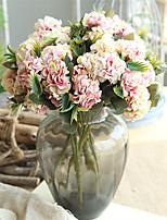 Недорогие -Искусственные Цветы 1 Филиал Классический европейский / Пастораль Стиль Ромашки Букеты на стол