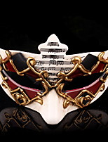cheap -Holiday Decorations Halloween Decorations Halloween Masks / Halloween Entertaining Decorative / Cool Red 1pc