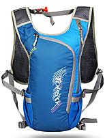 Недорогие -20 L Рюкзаки - Легкость, Воздухопроницаемость На открытом воздухе Пешеходный туризм, Походы, Путешествия Пурпурный, Синий, Темно-синий