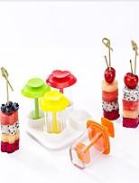 baratos -Utensílios de cozinha Plástico Artistíco / Melhor qualidade / Gadget de Cozinha Criativa Mold DIY / Ferramentas / Utensílios de Fruta e Vegetais Para utensílios de cozinha / Utensílios de Cozinha