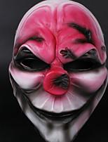 preiswerte -Urlaubsdekoration Halloween-Dekorationen Halloween-Masken Party / Dekorativ / Cool Dunkelrot 1pc