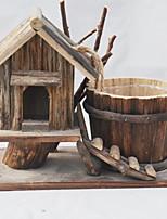 Недорогие -1шт Дерево Европейский стиль для Украшение дома, Домашние украшения Дары
