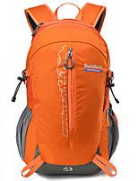cheap -40 L Rucksack - Rain-Proof, Wearable, Breathability Outdoor Hiking, Camping, Travel Fuchsia, Green, Blue