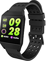 cheap -Smart Bracelet Smartwatch W1 for Android iOS Bluetooth Sports Waterproof Heart Rate Monitor Blood Pressure Measurement Calories Burned Pedometer Call Reminder Sleep Tracker Sedentary Reminder