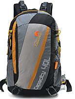 Недорогие -40 L Рюкзаки - Дожденепроницаемый, Пригодно для носки, Воздухопроницаемость На открытом воздухе Пешеходный туризм, Походы, Путешествия Оранжевый, Зеленый, Синий