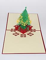 baratos -Enfeites de Natal Férias Plástico e metal Quadrada Novidades Decoração de Natal