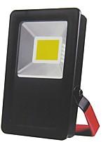 Недорогие -BRELONG® 1шт 30 W LED прожекторы Водонепроницаемый / Новый дизайн Белый 12 V Уличное освещение / двор / Сад
