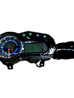 Недорогие -SH-0098 Мотоцикл Счётчик пробега / Масляный манометр / Спидометр для Мотоциклы Все года измерительный прибор тахометр