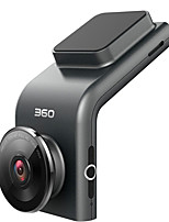 Недорогие -360 360G300 1080p HD / Ночное видение Автомобильный видеорегистратор 140° Широкий угол 2 дюймовый TFT LCD монитор Капюшон с WIFI / G-Sensor / Режим парковки 1 инфракрасный LED Автомобильный рекордер