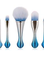 billiga -1 st Makeupborstar Professionell Rougeborste / Ögonskuggsborste / Eyelinerborste Nylon fiber Fullständig Täckning / Bekväm Plast