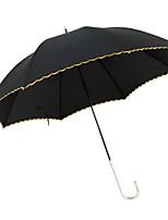 Недорогие -пластик Все Солнечный и дождливой / Ветроустойчивый Складные зонты