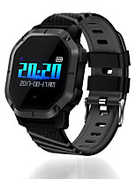 cheap -Smart Bracelet Smartwatch JSBP-K5 for Android iOS Bluetooth Sports Waterproof Heart Rate Monitor Blood Pressure Measurement Touch Screen Pedometer Call Reminder Activity Tracker Sleep Tracker
