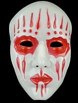 Недорогие -Праздничные украшения Украшения для Хэллоуина Маски на Хэллоуин Cool Белый 1шт