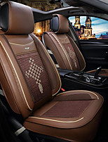 cheap -ODEER Car Seat Covers Seat Covers Coffee Textile / leatherette Common For universal All years All Models