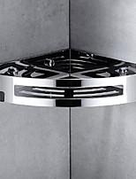 Недорогие -Полка для ванной Новый дизайн / Многофункциональный Modern Нержавеющая сталь / железо 1шт На стену