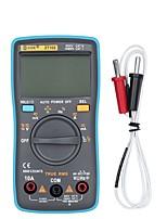 Недорогие -bside zt102 ture среднеквадратичный цифровой мультиметр переменного / постоянного тока напряжение тока температура Ом Ом диод сопротивления емкостный тестер