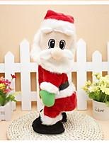 baratos -Natal Férias Algodão Festa Decoração de Natal