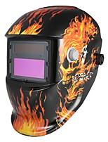 Недорогие -1шт PP ABS Сварочная маска сварка / Автоматическое затемнение / Безопасность Полнолицевые