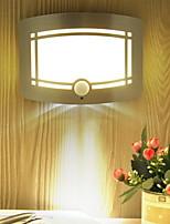Недорогие -1шт LED Night Light Аккумуляторы AA Новый дизайн / Управление освещением <=36 V