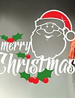 baratos -Filme de Janelas e Adesivos Decoração Natal Férias PVC Legal / Shop / Cafe