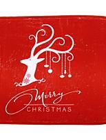 baratos -doormats do natal polyster do Natal, tapete quadrado da qualidade superior