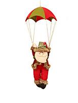 Недорогие -Рождественские украшения Праздник Ткань куб Оригинальные Рождественские украшения