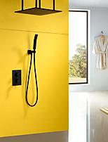 abordables -Robinet de douche - Moderne Peintures Système de douche Soupape céramique