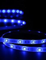 Недорогие -yeelight yldd04yl dc24v Интеллектуальное приложение 2m RGB Светодиодная лента работает со штекером alexa + eu / us (продукт экосистемы xiaomi) - 2м светодиодный светильник yeelight