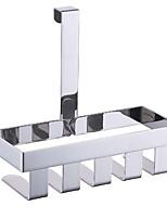 baratos -Prateleira de Banheiro Novo Design / Legal Modern Aço Inoxidável / Ferro 1pç Montagem de Parede