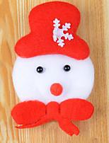 baratos -Enfeites de Natal Férias Não-Tecelado Cubo Novidades Decoração de Natal