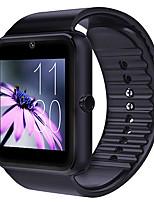 Недорогие -Муж. Спортивные часы электронные часы Цифровой Календарь Секундомер ЖК экран силиконовый Группа Цифровой На каждый день Мода Черный - Черный Серебряный Красный / тахометр