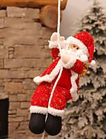 baratos -Fantasias de Natal Férias Não-Tecelado Cubo Novidades Decoração de Natal