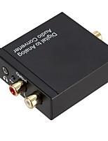 abordables -Factory OEM COAX Adaptateur, COAX à Audio jack 3,5 mm / RCA Adaptateur Femelle - Femelle Normal (20 à 79 cm)