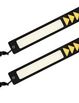 baratos -OTOLAMPARA 2pcs Nenhum Carro Lâmpadas 13 W COB 1040 lm 4 LED Luz Diurna Para Volkswagen Universal Todos os Anos