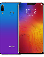 "billiga -Lenovo Lenovo Z5 6.2 tum "" 4G smarttelefon ( 6SE + 128GB 8 mp / 16 mp Snapdragon 636 3300 mAh mAh )"