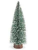Недорогие -Рождественские украшения Праздник PVC Рождественская елка Для вечеринок / Оригинальные Рождественские украшения