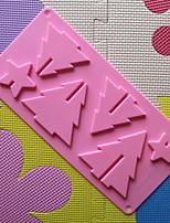 Недорогие -Инструменты для выпечки силикагель Очаровательный Торты Формы для пирожных 1шт