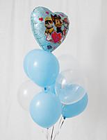 Недорогие -Воздушный шар Фольга 9pcs Праздники / Сказка