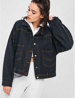 cheap -Women's Street chic Jacket - Contemporary